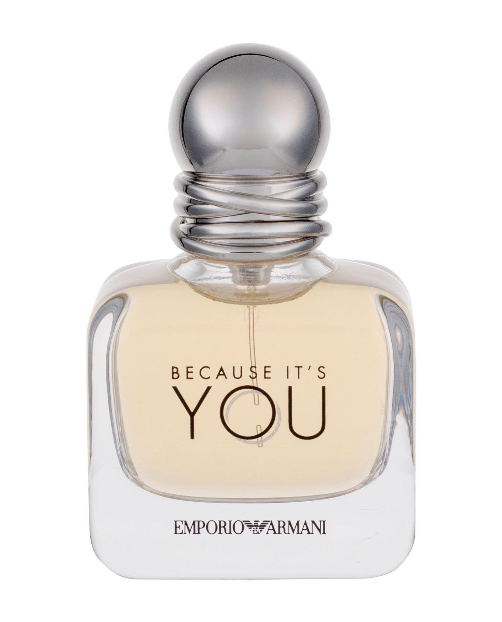 Giorgio Armani Emporio Armani Because It´s You, Parfumovaná voda 30ml